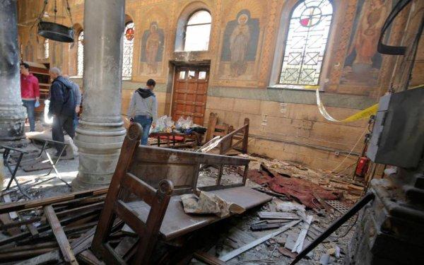L'Égypte à nouveau sous l'état d'urgence après un double-attentat meurtrier