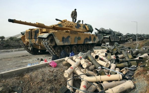 La Turquie lance une offensive à Afrin. Washington face à ses contradictions