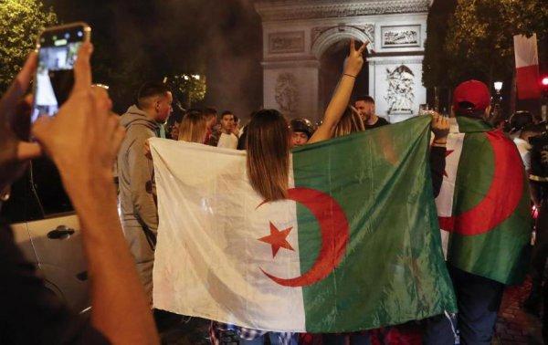 La CAN, l'Algérie et la criminalisation de la joie des opprimés
