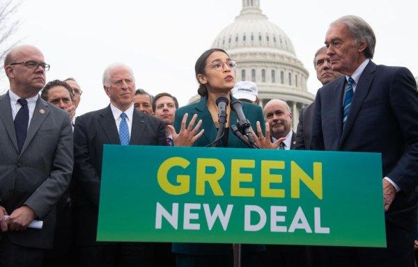 """Crise climatique : pourquoi un """"New Deal"""" vert ne nous sauvera pas"""
