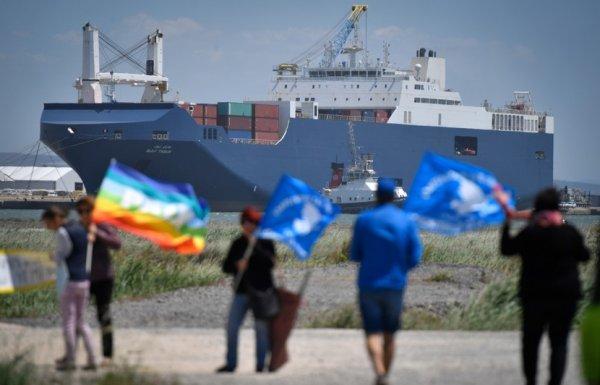 Guerre au Yémen : les dockers de Marseille-Fos « ne chargeront aucune arme »