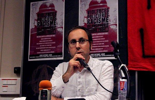 Guillaume Vadot : « la police utilise dans les quartiers des techniques de répression héritées de l'époque coloniale »