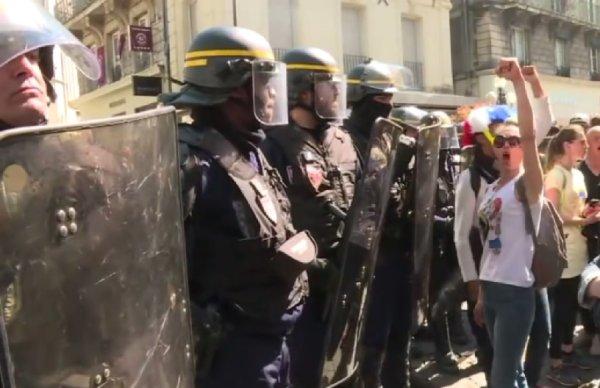 Acte XX : les Gilets jaunes défient les interdictions de manifester