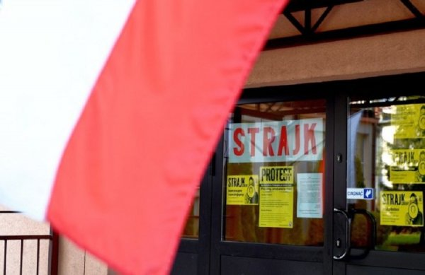 Pologne. 600 000 enseignants en grève illimitée pour leurs salaires et leurs conditions de travail
