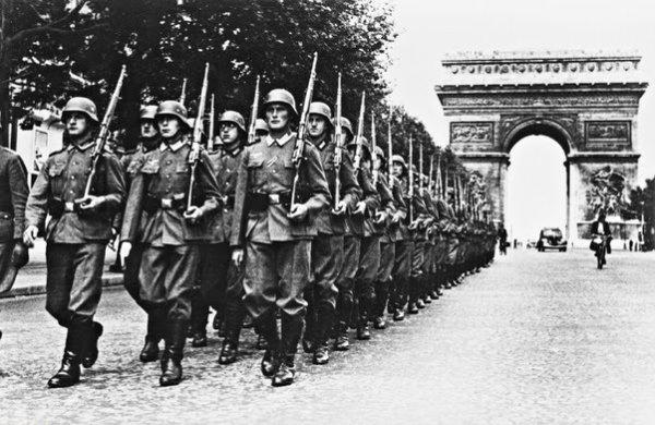 14 Juin 40. La Débâcle. Une date oubliée par Hollande ?
