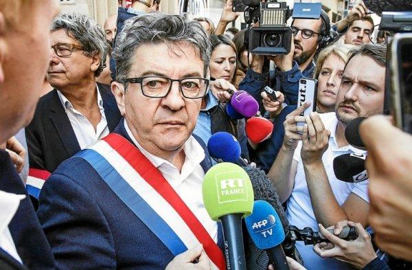 Un « syndicat » policier appelle Castaner à poursuivre Mélenchon : le parquet de Paris s'exécute
