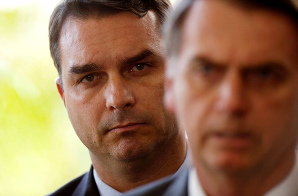 Brésil. Le fils de Bolsonaro accusé de corruption