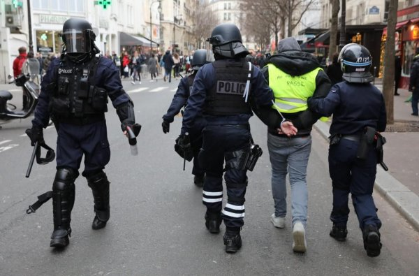 Bordeaux. Vague d'arrestations et mises en garde à vue de Gilets jaunes