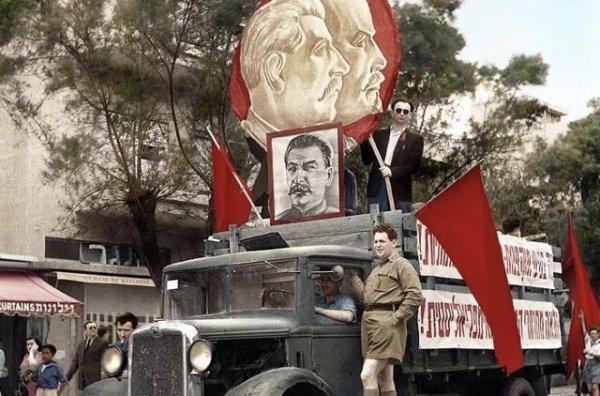 Comment Joseph Staline a soutenu la création de l'État d'Israël