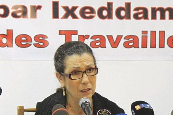 Louisa Hanoune condamnée à 15 ans de prison : solidarité face à la répression du régime !