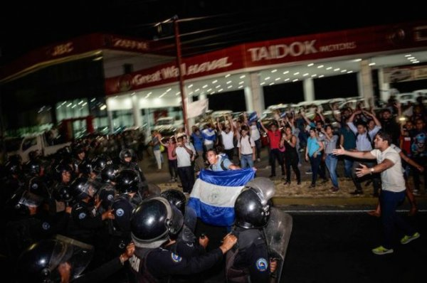 Nicaragua : Ortega annonce la révocation de la réforme des retraites, après les protestations et plus de 30 décès.