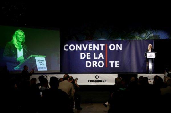 Discours anti-immigration de Macron : l'extrême-droite se sent pousser des ailes, LR tâtonne