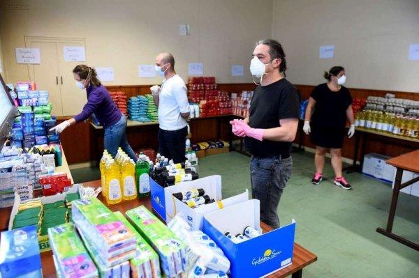 Urgence sanitaire et alimentaire dans les résidences universitaires pour les étudiants précaires