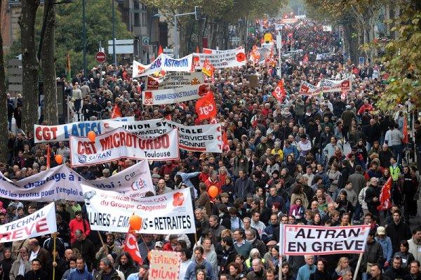 Retour sur le mouvement contre la réforme des retraites de 2010.