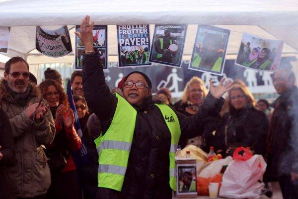Grève des agents de nettoyage des gares franciliennes. Premier bilan d'une lutte exemplaire