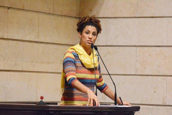 Rio de Janeiro. Marielle Franco, conseillère municipale PSOL tuée par balle