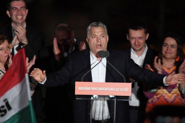 Hongrie. Viktor Orbán, chef de la droite conservatrice, est réélu une troisième fois consécutive