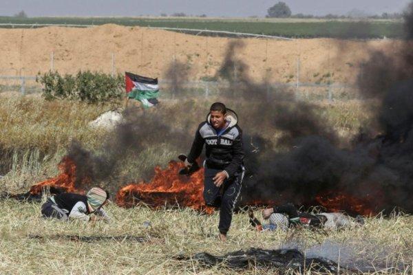 L'armée israélienne tue 4 Palestiniens et en blesse 645