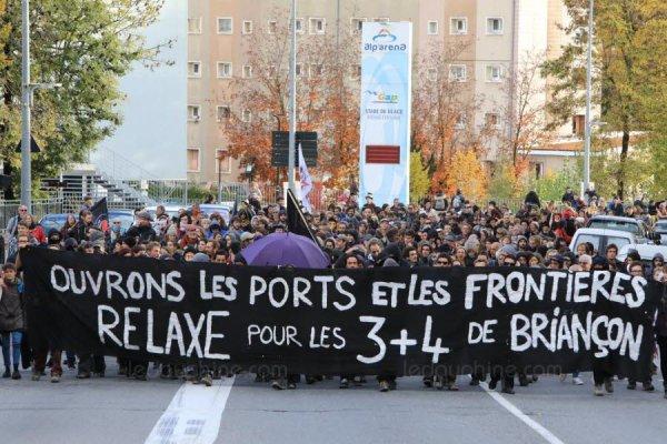 Délit de solidarité : le procès des « 7 de Briançon » venus en aide aux migrants