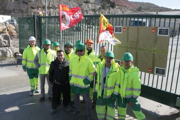 « Notre syndicat peut agir de façon indépendante », la CGT Lafarge appelle à manifester avec les gilets jaunes