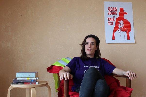 Andrea d'Atri bientôt en France - #1 A l'international, les femmes au-devant des luttes !
