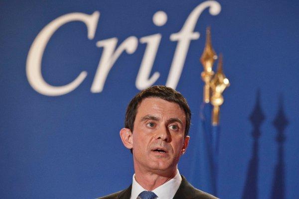 Afin de lutter contre l'antisémitisme, Manuel Valls veut.. interdire les manifestations Gilets Jaunes
