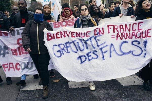 Les universités françaises attirent de moins en moins d'étudiants étrangers… Coïncidence ?