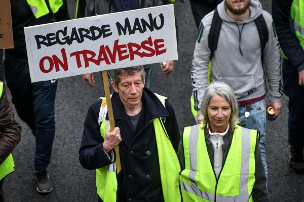 Réponse d'un RSAiste : « Messieurs les députés, vous ne nous empêcherez pas de manifester »