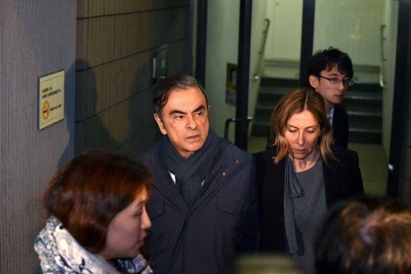 L'Etat français au secours de Carole Ghosn pour échapper à la justice japonaise