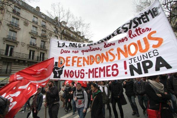 Le NPA Jeunes lance la campagne des européennes et appelle à voter Lutte ouvrière