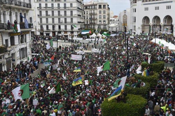 Du printemps kabyle de 2001 à aujourd'hui : les algériens déterminés à dégager le système
