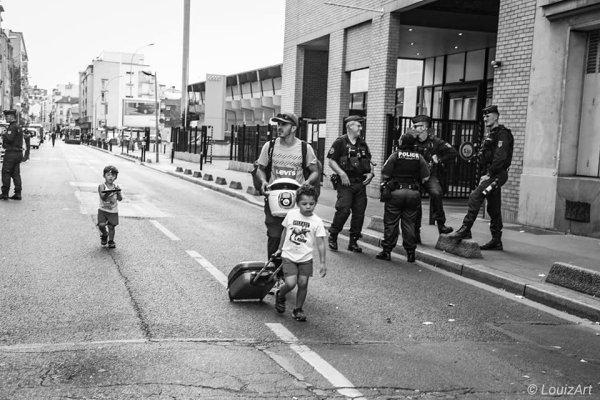 St Ouen. 150 habitants latino-américains et leurs enfants expulsés de leurs logements et mis à la rue