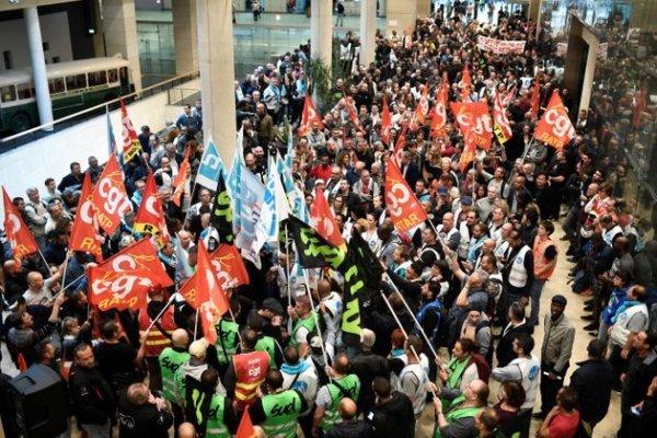 Des syndicats RATP chez le gouvernement : chacun sa corporation ou tous ensemble contre la réforme des retraites ?