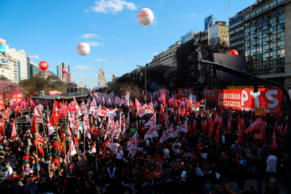 Déclaration internationale de soutien au Front de Gauche et des Travailleurs - Unité d'Argentine