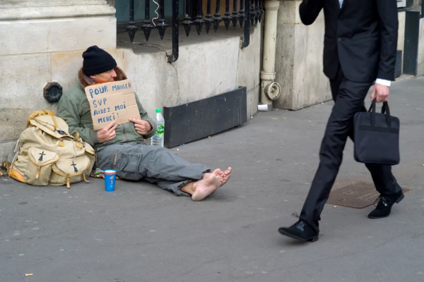 Les inégalités et la pauvreté augmentent toujours plus en France