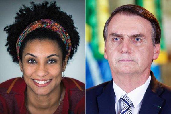 Brésil : L'assassin présumé de Marielle Franco serait lié à Bolsonaro