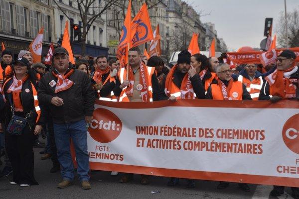 5 décembre : la CFDT-Cheminots appelle (finalement) à la grève reconductible !