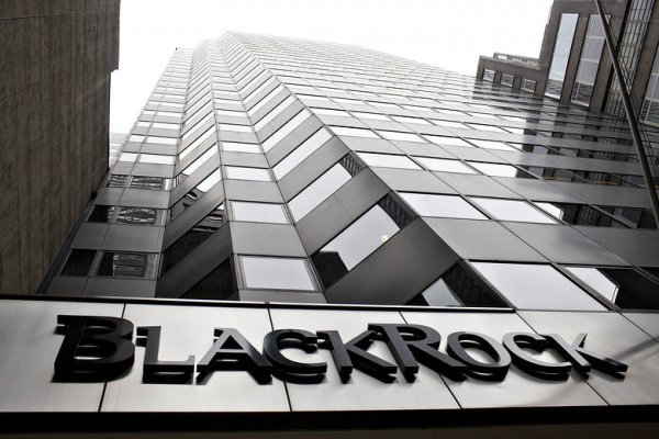 Macron a bien rencontré BlackRock, mastodonte des fonds de pensions américains