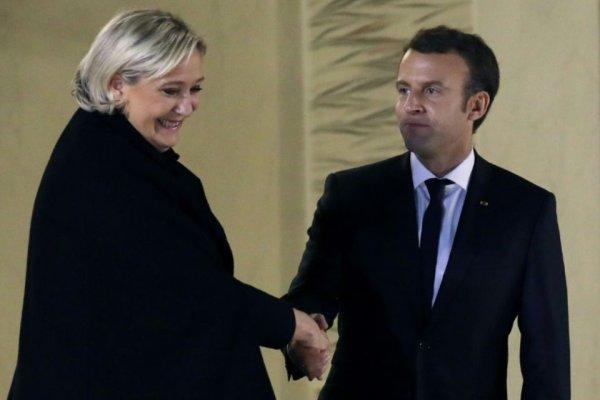Pour Noël, Marine Le Pen veut casser la grève... comme le gouvernement