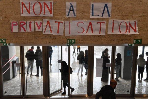 Un étudiant à Strasbourg : « Le 5 mars, notre 5 décembre à nous »