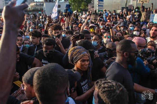 Rassemblement historique contre les violences policières : un tournant pour les luttes à venir
