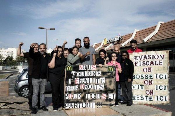Libérez Kamel Guemari ! Syndicaliste McDo et militant des quartiers populaires placé en garde à vue