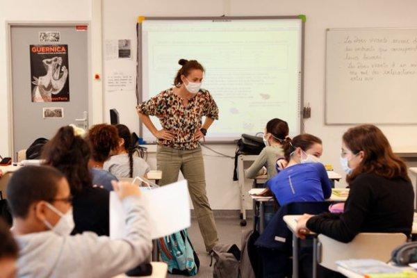 Rentrée scolaire : des conditions pour enseigner pas pour contaminer !