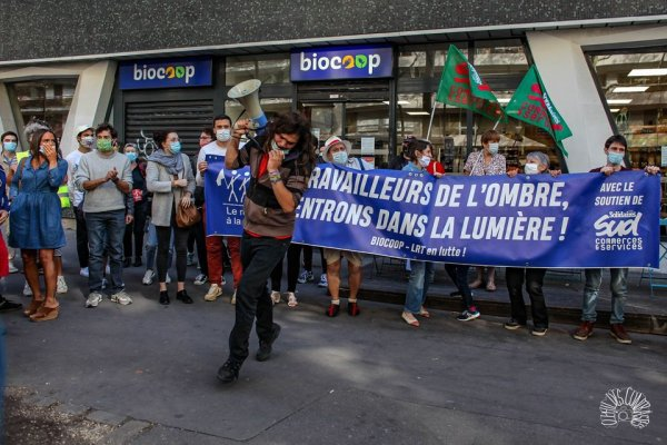 Manifestation nationale des Biocoop le 17 septembre