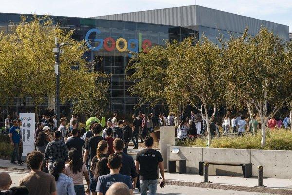 Après des années de lutte chez Google, le syndicat des travailleurs de la Silicon Valley est né !