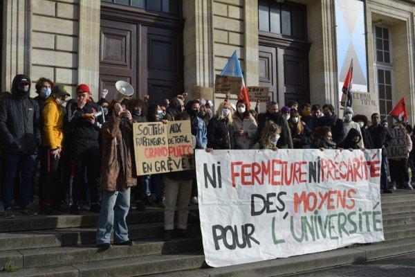 NPA Jeunes Bordeaux. 5 raisons de soutenir la grève des raffineurs de Grandpuits