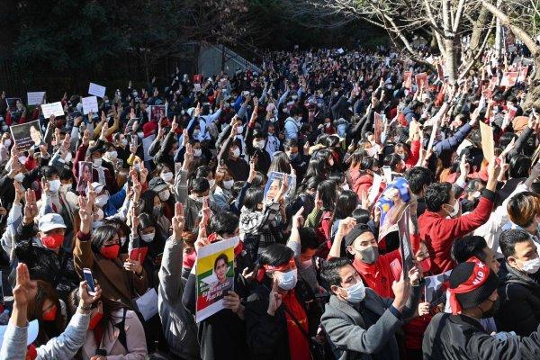 Birmanie. Un appel à la grève générale face au coup d'Etat militaire