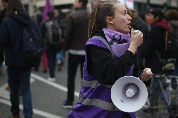 Chronodrive veut licencier Rozenn : organisons la riposte féministe !