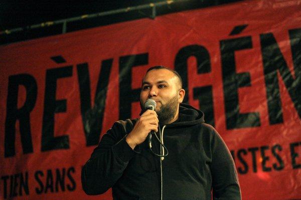 Anasse Kazib pré-candidat à la présidentielle pour le NPA pour incarner la radicalité d'une nouvelle génération ouvrière