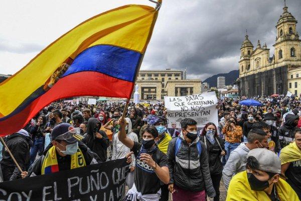 Colombie. Face à la grève générale et aux mobilisations massives, le gouvernement retire sa réforme